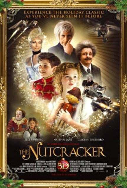 THE NUTCRACKER IN 3D is Both Nutty and Cracked (Review)