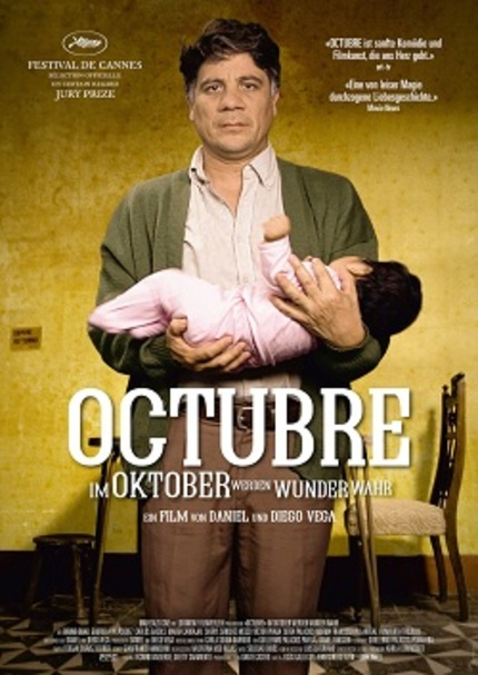 PERUVIAN CINEMA: OCTUBRE / OCTOBER (2010): Interview With Diego Vega