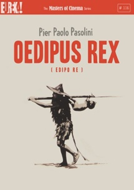 DVD Review: OEDIPUS REX (1967)