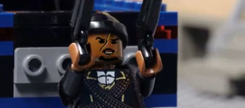 THE LEGO WIRE: Omar's Having a Block Party in Bricktamore