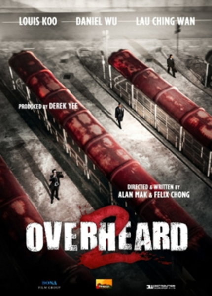 The boys are back (sort of) in OVERHEARD 2
