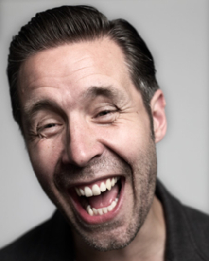 Paddy Considine Gets A Round In At THE WORLD'S END