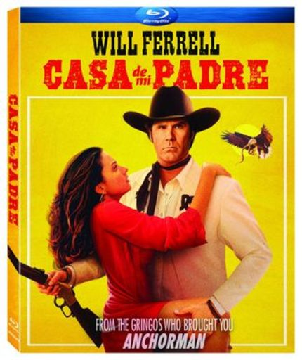 Blu-ray Review: CASA DE MI PADRE