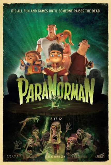 Review: PARANORMAN, a Terrific, Ghoulish, Comic Thriller