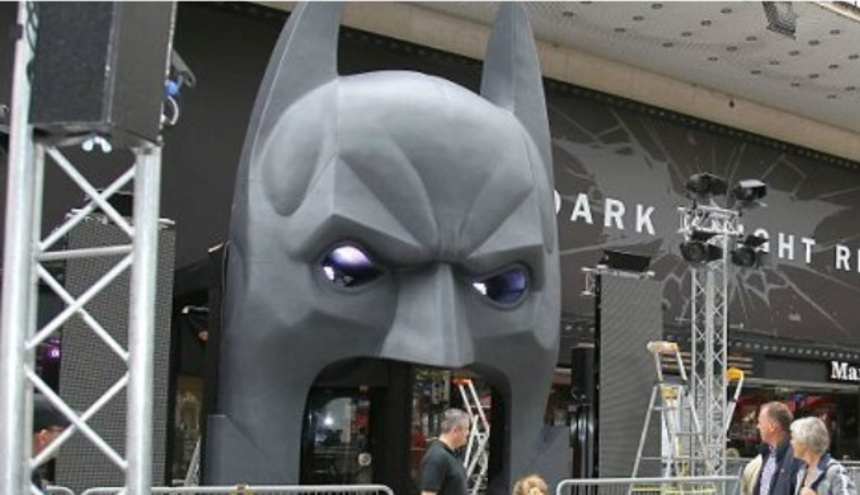EURO BEAT: Reactions to DARK KNIGHT RISES Tragedy From Paris