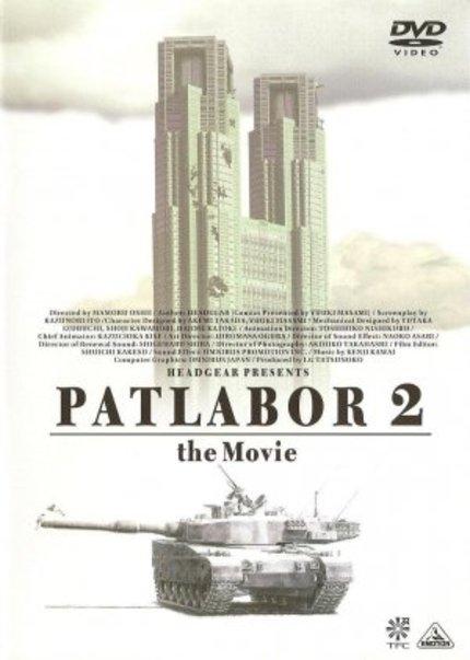 PATLABOR 2 (personal favorites) Review