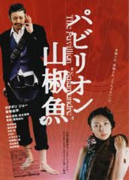 PAVILLION SALAMANDRE (Masanori Tominaga) Review