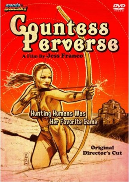 Jess Franco's COUNTESS PERVERSE Coming To US DVD From Mondo Macabro!
