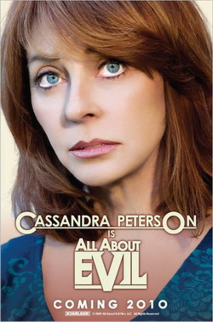 ALL ABOUT EVIL: Interview With Cassandra Peterson
