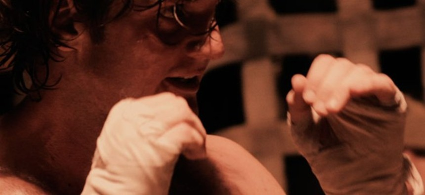 Fantasia 2011: Trailer For Chris Sivertson's BRAWLER