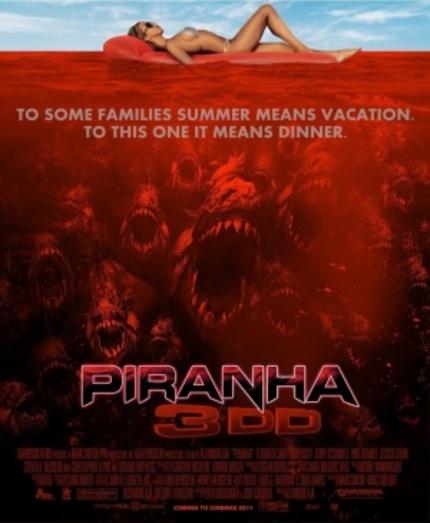 The Teaser For John Gulager's PIRANHA 3DD Is Here