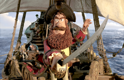 UK Teaser For Aardman's THE PIRATES! Now With Added Singing!