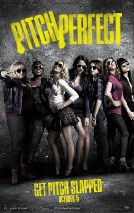 Review: PITCH PERFECT Doesn't Live Up To Its Name, But Comes Close