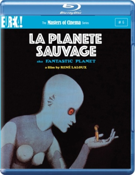 FANTASTIC PLANET BluRay Review