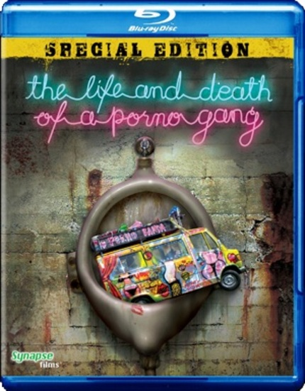 Blu-ray Review: THE LIFE AND DEATH OF A PORNO GANG (Synapse Films)