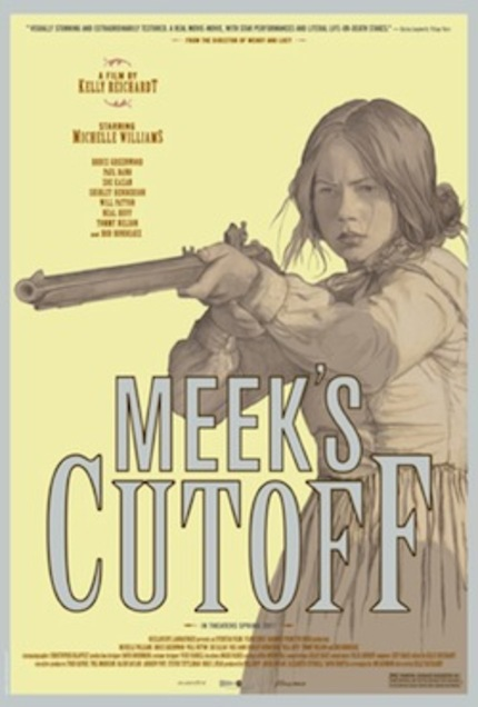 Trailer and Poster for MEEK'S CUTOFF