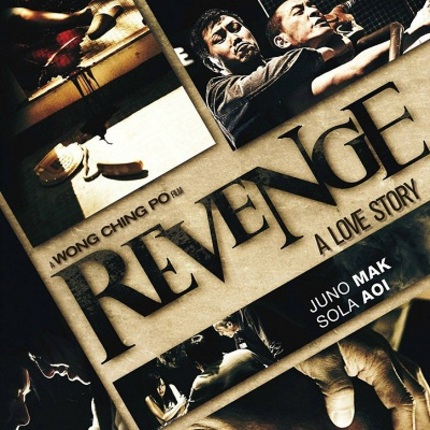 DVD Review: REVENGE: A LOVE STORY