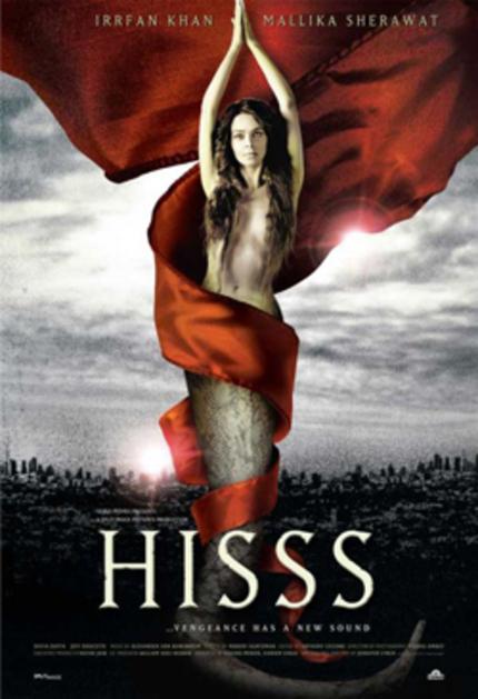 HISSS' Mallika Sherawat Is A Promotion Machine!