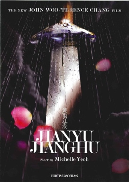 EFM 2010: First Glimpse Of John Woo's JIANYU JIANGHU!