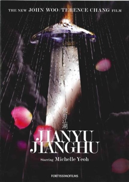 Poster And Plot Details For John Woo's RAIN OF SWORDS!