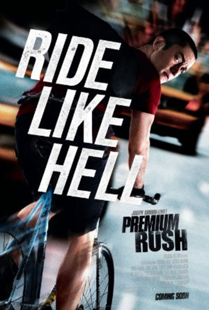 Review: PREMIUM RUSH is a Shot of Sugar Directly Into the Bloodstream