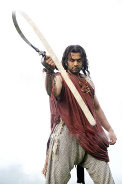 Image result for prithviraj sword urumi