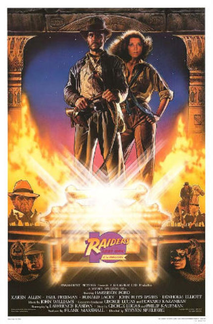 The First Time We Saw: RAIDERS OF THE LOST ARK
