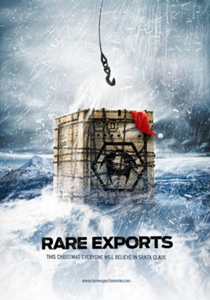 Santa's Going To Find Out Who's Naughty And Nice In The New RARE EXPORTS Trailer.