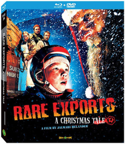 RARE EXPORTS: A CHRISTMAS TALE Blu-ray Review