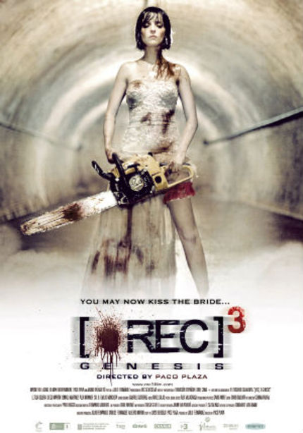 Opening: [REC]3: GENESIS Divides Audiences with a Chainsaw