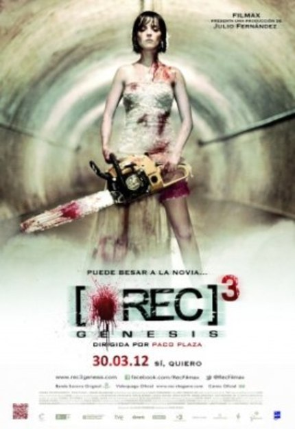Review: [REC] 3 GENESIS (Paco Plaza)