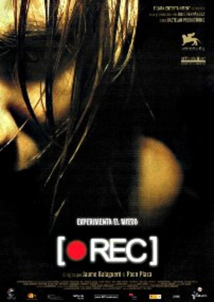 [REC] DVD release confirmed for May 28th in Spain - with English subs!
