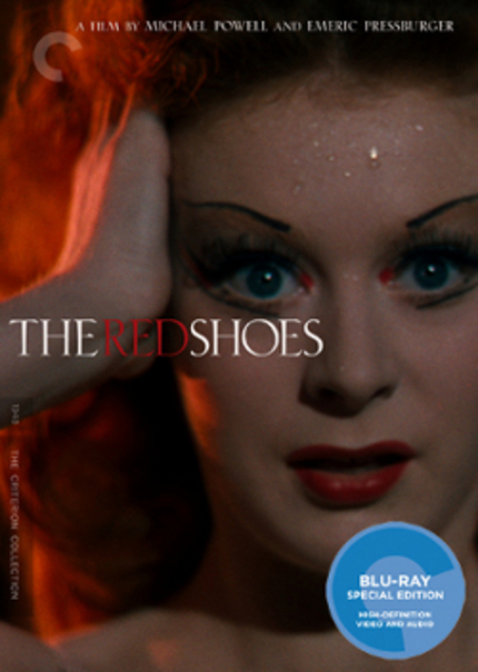 THE RED SHOES Blu-Ray Review