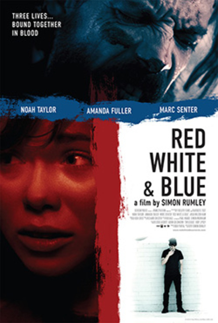 Fantasia 2010: Simon Rumley and Tim League Talk RED, WHITE AND BLUE