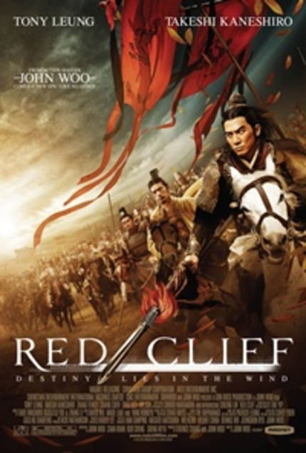 John Woo Talks RED CLIFF