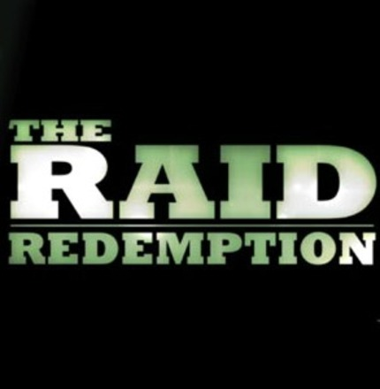 THE RAID: REDEMPTION Director Explains Title Change