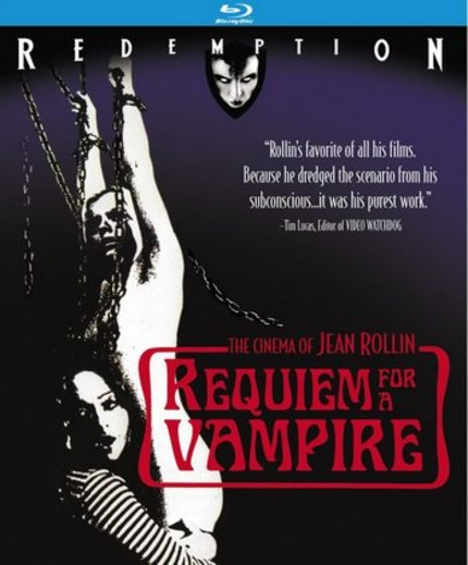 Jean Rollin On Blu-ray: REQUIEM FOR A VAMPIRE Review