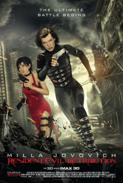 Review: RESIDENT EVIL: RETRIBUTION Dares to be Anemic and Shallow