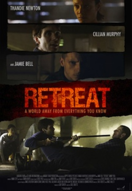 First Proper Trailer For Carl Tibbitts' RETREAT