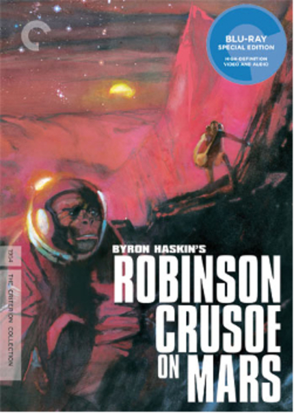 Blu-Ray Review: ROBINSON CRUSOE ON MARS