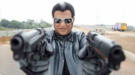 Sitges 2011: ENTHIRAN (THE ROBOT) Review