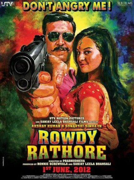 Review: ROWDY RATHORE Is Two Tons Of Fun In A Three Ton Sack!