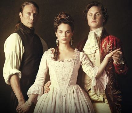 Review: A ROYAL AFFAIR Transcends Love and the Period Piece