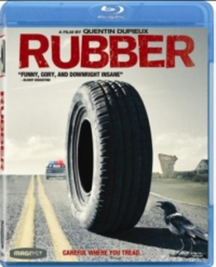 RUBBER Squeals Onto US Blu-ray/DVD June 7th From Magnet