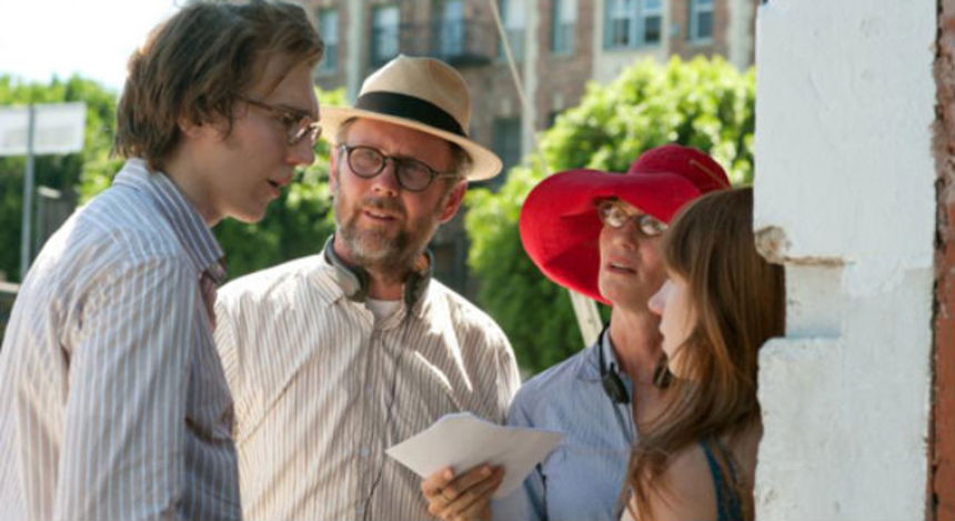 Interview: Paul Dano, Zoe Kazan, Jonathan Dayton, and Valerie Faris Talk RUBY SPARKS, Coming Out of Hiding, and a Magic Typewriter