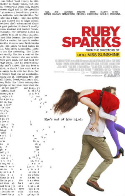 NY/LA Opening: RUBY SPARKS and a Chemical Reaction