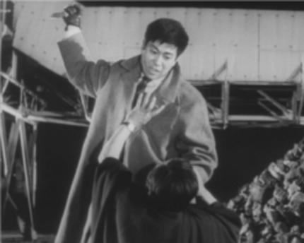 NIKKATSU NOIR: Toshio Masuda's RUSTY KNIFE