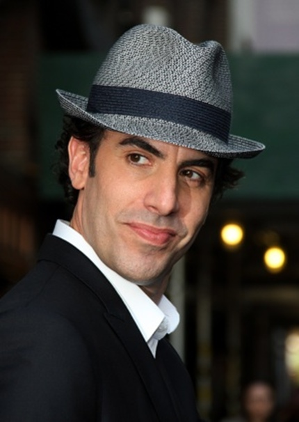 Sacha Baron Cohen Shakes & Stirs a Spy Spoof Up At Paramount