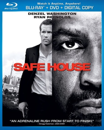 Blu-ray Review: Shaky Cam Mayhem in Joburg With SAFE HOUSE