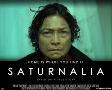 Teaser For Indie Thriller SATURNALIA